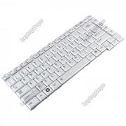 Tastatura Laptop Toshiba Satellite A300D Argintie