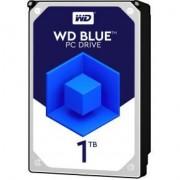 Western Digital WD HDD 3.5 1TB S-ATA3 64MB WD10EZRZ Blue