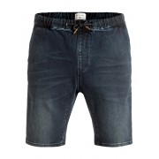 Quiksilver Denim Shorts »Fonic Blue Black - Denim-Shorts«