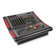 Power Dynamics PDA-S804A Table de mixage 8 canaux + ampli 2x350W RMS)