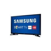 "Smart Tv Led 32"" Hd Samsung HG32NE595JGXZD 2 Hdmi Wi-Fi Integrado"