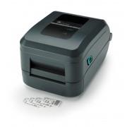 Stampante Zebra GT800; termica diretta, trasferimento termico; internal zebranet® 10/100 print server/rs232 db9 (seriale)/usb