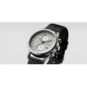 TRIWA Shade Lansen Chrono Watch Black