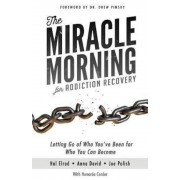 The Miracle Morning for Addiction Recovery: Letting Go of Who You've Been for Who You Can Become, Paperback