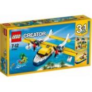 LEGO CREATOR - AVENTURI PE INSULA 31064