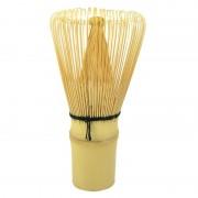 Chasen fouet à matcha bambou 120 pistils Jardins de Gaïa