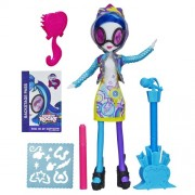 Hasbro My Little Pony Equestria Girls Dj Pon-3 Doll With Markers and Microphone