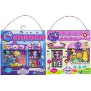 Littlest Pet Shop Sweetest Delights Bakery & Shopping Sweeties Combo Pack