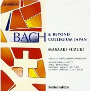 Video Delta Bach Collegium Japan - Bach & Beyond - CD
