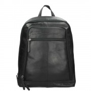 The Chesterfield Brand Rich Laptop Backpack black2 backpack