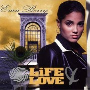 Video Delta BERRY, ERICA - LIFE LOVE - CD