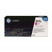 HP 307A Tóner Original Laserjet Magenta