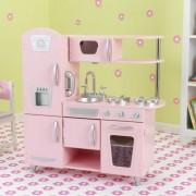 Bucatarie Fetite Vintage Pink