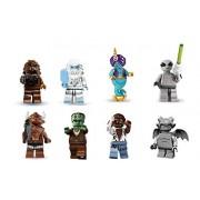 LEGO Lego Mythical Creatures: Bigfoot Yeti Genie Alien Minotaur Monster Werewolf Gargoyle Monsters Custom Bundle