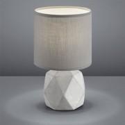 Reality Tafellamp Pike - Beton - Titaan - Grijs