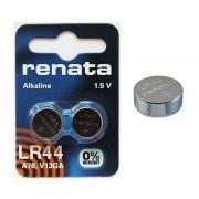 Renata Lr44 Pila 1,5v Alkalina 2 Batterie 110 Mah