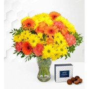 Celebrate - Free Chocs - Flower Delivery - Next Day Flowers - Flowers - Birthday Flowers