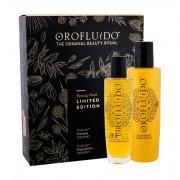 Orofluido Beauty Elixir confezione regalo olio per capelli Elixir 100 ml + shampoo 200 ml donna