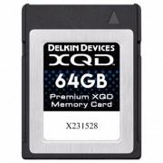 Delkin XQD 64GB 2933X R440/W400 MB/s