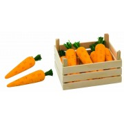 Geen Houten wortels met kist