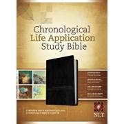 Chronological Life Application Study Bible-NLT, Hardcover/Tyndale