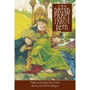 The Druid Craft Tarot Deck, Paperback