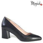 Pantofi dama din piele naturala 241201/07724054/Negru/Dora