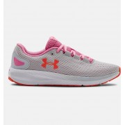 Under Armour Women's UA Charged Pursuit 2 Running Shoes Gray 6.5
