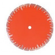 Disc diamantat pentru beton usor armat / granit - Ø 180 NST - GB