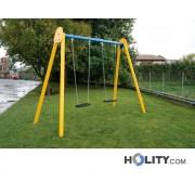 Altalena Parco Giochi A Doppia Seduta H35111