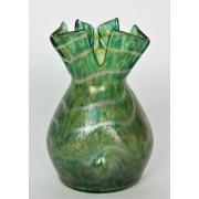 Secesní váza Wilhelm Kralik