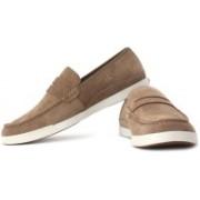 Clarks Nadon Bay Loafers For Men(Brown)