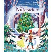 Peep Inside A Fairy Tale The Nutcracker, Hardcover/Anna Milbourne