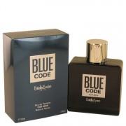 Estelle Ewen Blue Code Eau De Toilette Spray 3.4 oz / 100.55 mL Men's Fragrances 537740