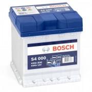 Bosch S4 12V 44Ah 420A Jobb+autó akkumulátor