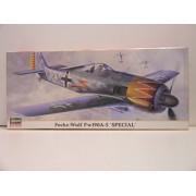 Hasegawa Models-----1/72 Scale German Focke-Wulf Fw 190A-5 Special---Plastic Model Kit