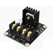 ELECTROPRIME 25A 3D Printer Parts Add-on Heated Bed High Power Module MOS Expansion Board