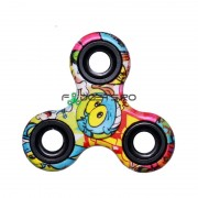 Fidget Spinner Camo Cartoon