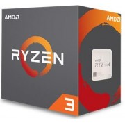 Procesor AMD Ryzen 3 4C/4T 1300X (3.5/3.7GHz Boost,10MB, 65W, AM4) box, with Wraith Stealth cooler
