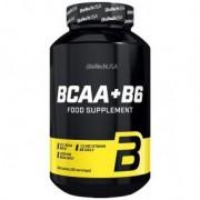 BioTech USA BCAA + B6 kapszula - 200 db