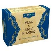 Sapun terapeutic cu Ienupar si Gudron de Carbune 100g