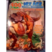 Huge 400 page Ice Age Dawn of the Dinosaurs Coloring and Activity Pages Book! Includes Games, Puzzle