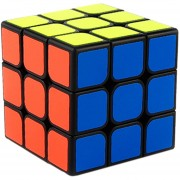 Cubo Magico Rompecabezas Magic Cube MF3 3x3x3-Negro