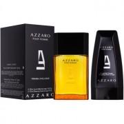 Azzaro Azzaro Pour Homme lote de regalo XVI. eau de toilette 100 ml + gel de ducha 150 ml