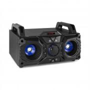 Fenton MDJ95, парти станция, bluetooth, USB / SD / AUX, батерия, черен (Sky-178.305)