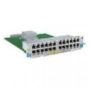HP Enterprise 24-Port 10/100 PoE+ zl Module Módulo de conmutador de Red (Ethernet rápido, 10,100 Mbit/s, HP E5406, E5412, E8206, E8212, 5406, 5406zl-48, 5412, 5412zl-96, 8212)