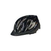 Capacete Para Bike Preto Tamanho M 27,51 Bi002