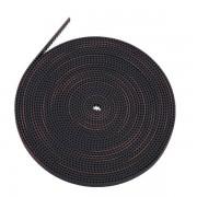 Meco 5M 2GT-6mm Rubber Opening Belt S2M GT2 Belt For 3D Printer