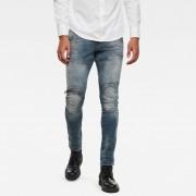 G-Star RAW 5620 3D Zip Knee Skinny Jeans