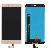 Display Cu Touchscreen Xiaomi Redmi Note 4 Gold Auriu